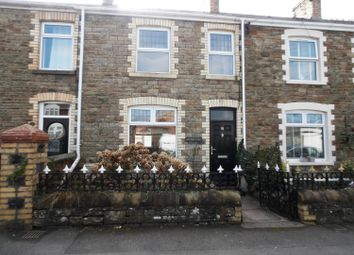 Thumbnail 3 bed terraced house for sale in Glossop Terrace, Pencoed, Bridgend