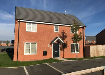 Thumbnail 3 bed semi-detached house for sale in Church Field Close, Crewe