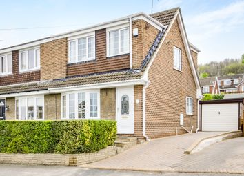 Thumbnail 3 bed semi-detached house for sale in Healdfield Road, Castleford