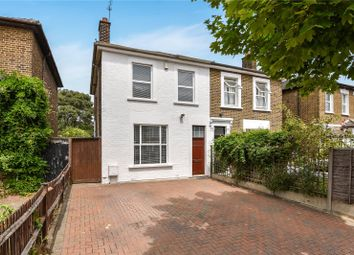 Thumbnail 4 bed semi-detached house for sale in Clarence Road, Wood Green, London