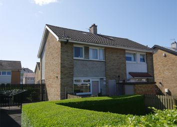 Thumbnail 2 bed semi-detached house for sale in 31 Carntyne Path, Carntyne