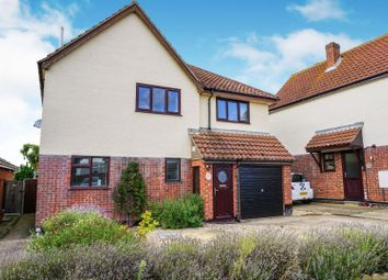 Thumbnail 5 bed link-detached house for sale in Holbrook, Ipswich