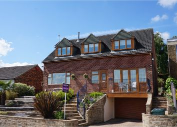Thumbnail 5 bed detached house for sale in Smithy Brook Lane, Dewsbury