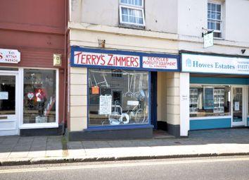 Thumbnail Retail premises for sale in March Court, East Street, Okehampton