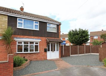 Thumbnail 3 bed semi-detached house for sale in Colemere Drive, Wellington, Telford