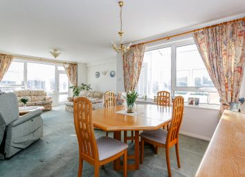 Thumbnail 3 bed flat for sale in Saffrons Court, Compton Place Road, Eastbourne, East Sussex