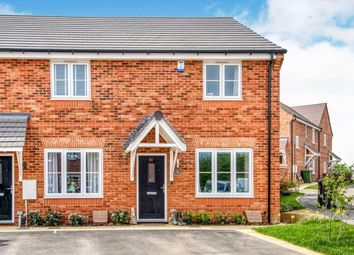 Thumbnail 2 bed semi-detached house for sale in Darke Croft, Evesham, Worcestershire