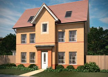 "Thumbnail 4 bed detached house for sale in ""Hexham"" at Melton Road, Edwalton, Nottingham"