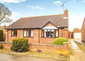 Thumbnail 2 bed bungalow for sale in Main Street, Cranswick, Driffield