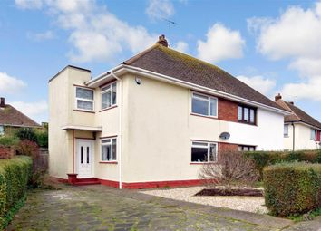 Thumbnail 3 bed semi-detached house for sale in Bengal Road, Ramsgate, Kent