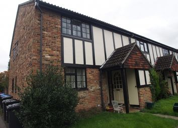 Thumbnail 1 bed flat for sale in Limebush Close, New Haw, Surrey
