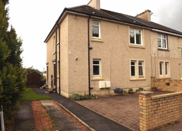 Thumbnail 2 bedroom flat to rent in Netherton Road, Wishaw, North Lanarkshire