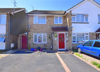 Thumbnail 3 bed end terrace house for sale in Maple Walk, Sompting, West Sussex