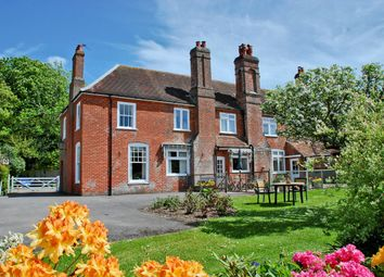 Thumbnail 4 bed country house for sale in Sway Road, Lymington