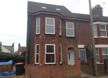 Thumbnail 1 bed flat to rent in West Parade, Dunstable