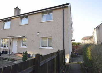 Thumbnail 3 bed flat for sale in Templeland Road, Glasgow