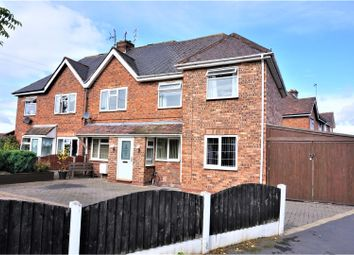Thumbnail 4 bed semi-detached house for sale in The Avenue, Wolverhampton