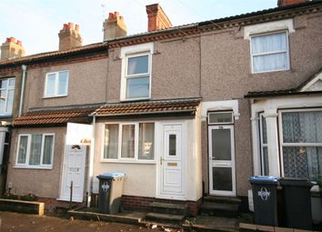 Thumbnail 2 bed terraced house for sale in Victoria Avenue, Town Centre, Rugby, Warwickshire