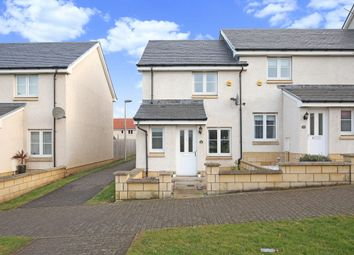 Thumbnail 2 bedroom end terrace house for sale in Easter Langside Avenue, Dalkeith