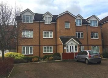 Thumbnail 1 bed flat to rent in Horace Gay Gardens, Letchworth Garden City