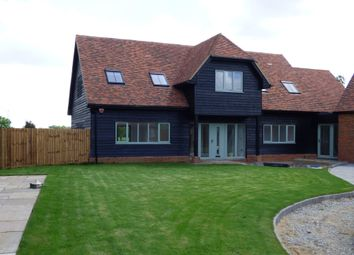 Thumbnail 5 bed detached house for sale in High Street, Great Barford