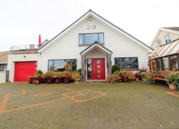 Thumbnail 6 bed detached house for sale in Cog Road, Sully, Penarth