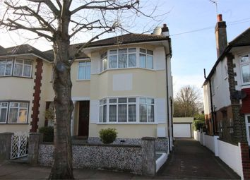 Thumbnail 4 bed semi-detached house for sale in Gordon Road, Bounds Green, London