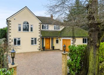 Thumbnail 5 bedroom detached house for sale in Dartnell Avenue, West Byfleet