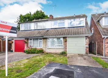 4 bed semi-detached house for sale in Pilgrims Hatch, Brentwood, Essex CM15