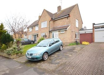 Thumbnail 3 bed semi-detached house for sale in Lakeside, Earley, Reading