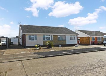 Thumbnail 2 bed semi-detached bungalow for sale in Chanctonbury Chase, Seasalter, Whitstable, Kent