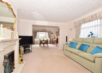 Thumbnail 3 bed detached bungalow for sale in Bettescombe Road, Rainham, Kent