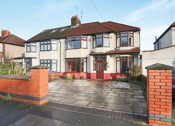 Thumbnail 5 bed semi-detached house for sale in Whinmoor Road, West Derby, Liverpool