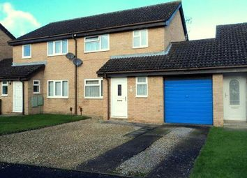Thumbnail 3 bed semi-detached house to rent in Lilac Way, Quedgeley, Gloucester
