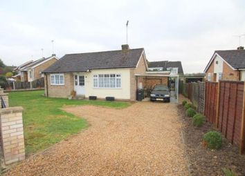 Thumbnail 3 bed detached bungalow for sale in Hereward Way, Wethersfield, Braintree
