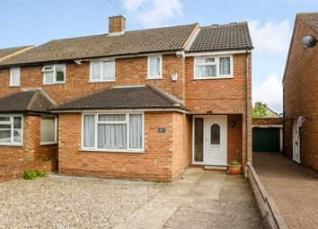 Thumbnail 3 bed semi-detached house for sale in Green Lane, Luton
