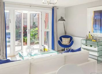 Thumbnail 2 bed semi-detached house to rent in Foxglove Way, Clanfield, Waterlooville