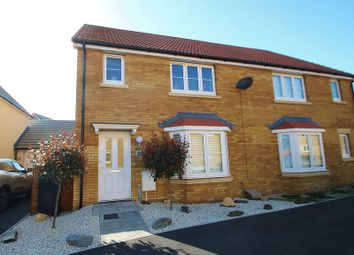 Thumbnail 3 bed semi-detached house for sale in Mendip Road, Weston-Super-Mare