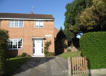 Thumbnail 3 bed semi-detached house for sale in Foxhill Road, Thorne, Doncaster