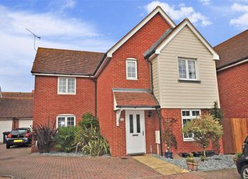 Thumbnail 4 bed detached house for sale in Wallis Court, Herne Bay, Kent