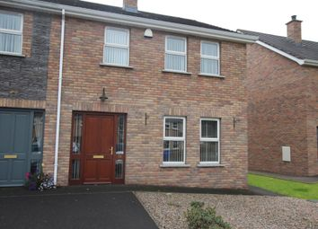 Thumbnail 3 bed semi-detached house for sale in Niblock Oaks, Muckamore, Antrim