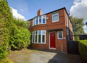 Heathside Road, Manchester, Greater Manchester M20. 3 bed semi-detached house