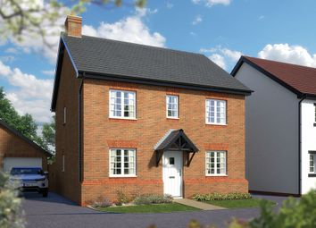 "Thumbnail 4 bed detached house for sale in ""The Buxton"" at Hall End, Wootton, Bedford"