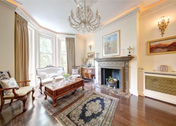 Thumbnail 4 bed flat for sale in Fitzjames Avenue, Brook Green, London