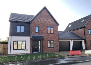 4 bed link-detached house for sale in Plot 76 Wendover Park, Salhouse Road, Norwich NR13