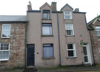 Thumbnail 3 bed terraced house for sale in 7, New Street, Caernarfon