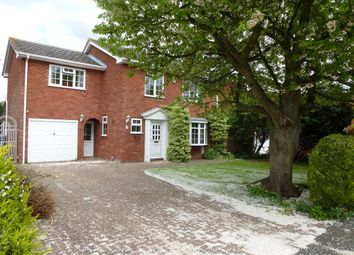 Thumbnail 4 bed property to rent in St Johns Close, Leasingham, Sleaford
