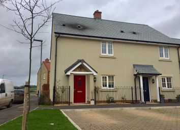 Thumbnail 2 bed semi-detached house for sale in 30 Roman Way, Queen Camel
