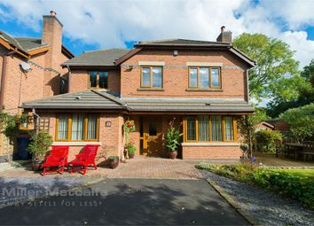 Thumbnail 4 bedroom detached house for sale in Ivy House Close, Bamber Bridge, Preston
