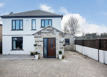 Thumbnail 4 bed detached house for sale in Halifax Road, Brighouse